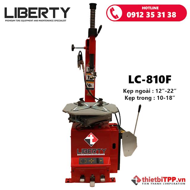 máy tháo vỏ xe liberty lc-810f