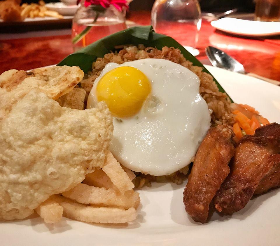 Makan Malam Bareng Keluarga Di The Premiere Lounge Xxi Mall