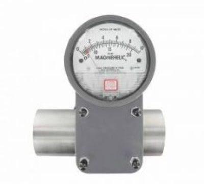 Dwyer Series VFLO Venturi Flow Meter with Magnehelic® Gage