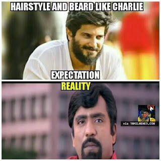 Expectation of Boys Beard