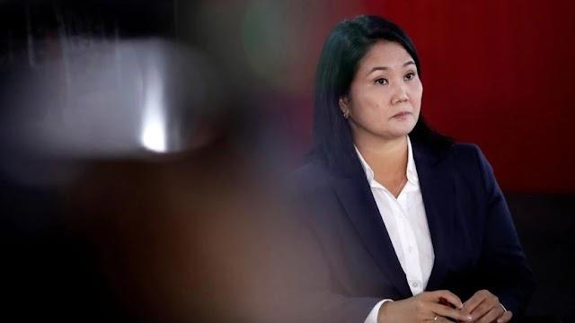 """Fujimori pedirá la nulidad de """"medio millón de votos"""""""