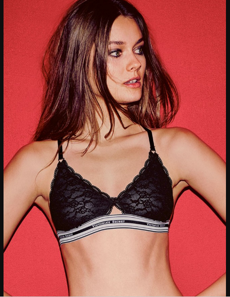 Monika Jagaciak smoulders in lingerie for Victoria's Secret OctoberLatest Lookbook
