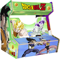 Dragon Ball y One Piece se suman a las licencias de Arcade Mini.