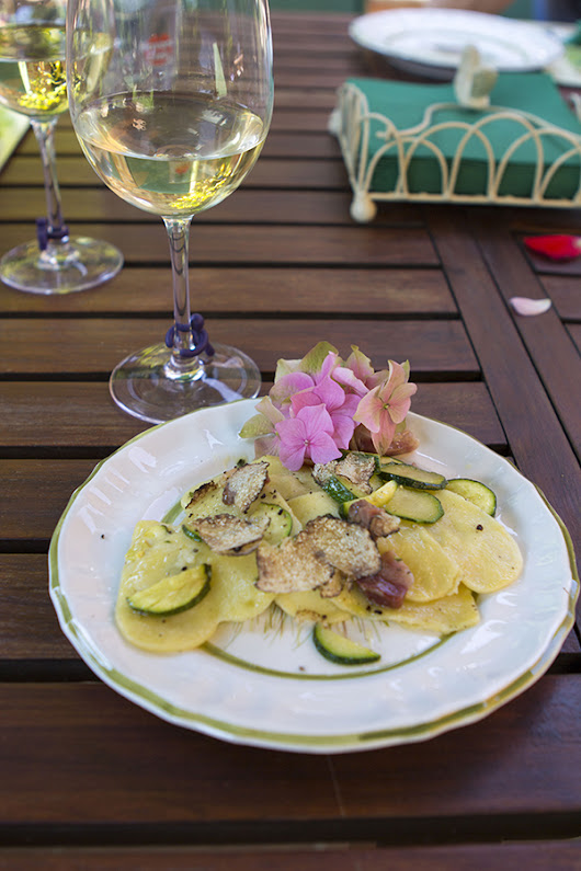 Style Jaunt - A Fashionable Travel Blog: Cooking Class in Italy with Walks of Italy