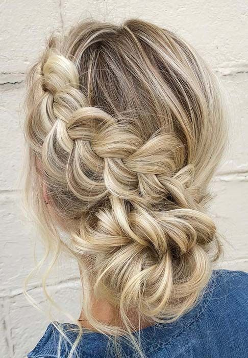 Prom Hair Up Styles