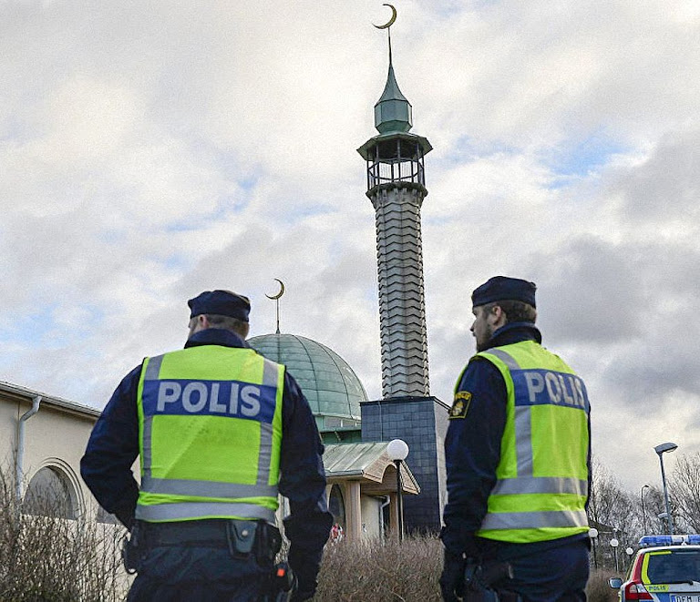 """Escalada salafista na Suécia está ligada a mesquitas da """"religião da paz"""""""