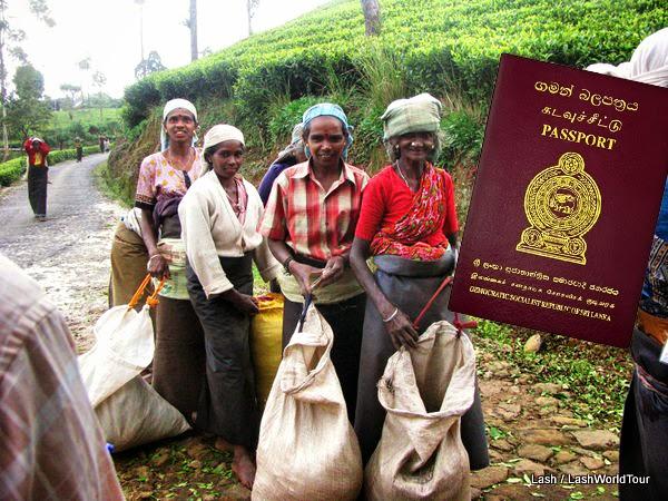 Image result for வெளிநாடு செல்லும் மலையக பெண்கள்