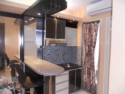 Kitchen Set Apartemen