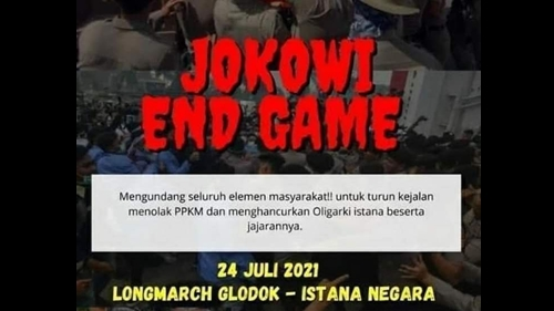 Aktivis 98 Bongkar 3 Dalang Isu Aksi 24 Juli, Mengejutkan!