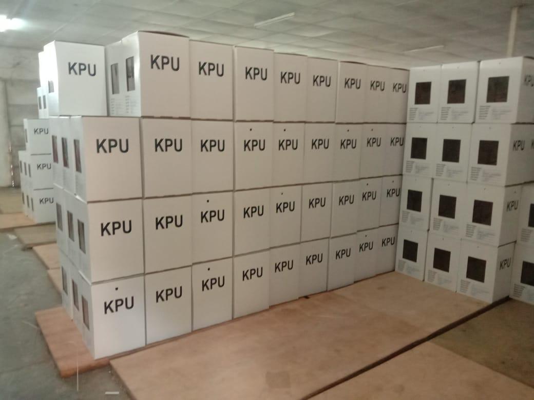 Ketua KPUD Labuhanbatu: Kebutuhan Kertas Surat Kuasa Sebanyak  Jumlah Daftar Pemilih Tetap Ditambah 2,5 Persen