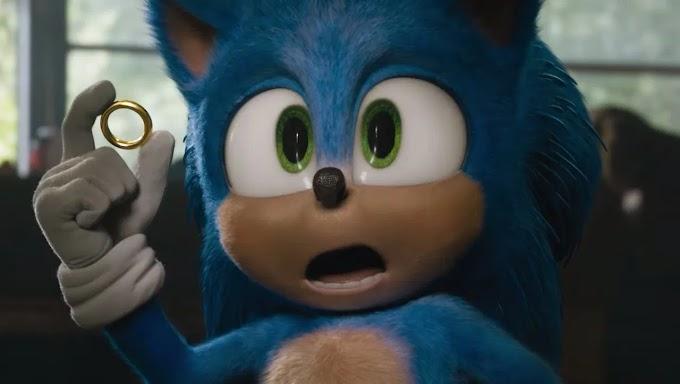 Sequência do filme de Sonic é confirmada