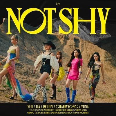 ITZY - Not Shy (EP) - Album Download, Itunes Cover, Official Cover, Album CD Cover Art, Tracklist, 320KBPS, Zip album