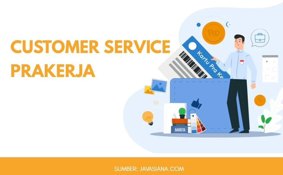 Nomor Customer Service Prakerja Lengkap