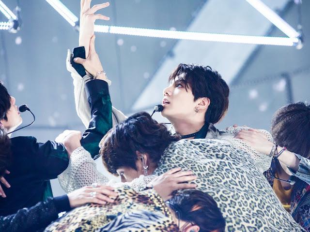 BTS at Inkigayo #2