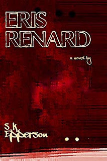 Eris Renard - a crime thriller book promotion S.K. Epperson