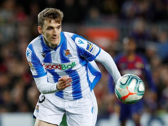 Newly promoted English club Leeds United sign Spainish international Diego Llorente