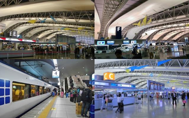 Cảng hàng không đông đúc nhất của Nhật Bản