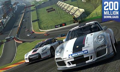 Real Racing 3 MEGA MOD APK 4.7.2