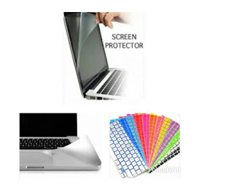Screen protektor untuk LCD monitor Pelindung Keyboard