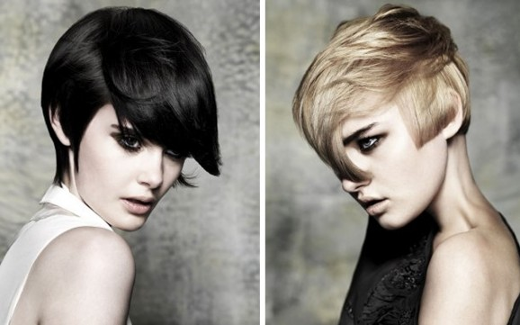 Fashion Valley: Short Hairstyle For Oval Faces
