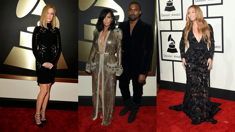 Nicole Kidman, Kim Kardashian e Kanye West, Beyonce