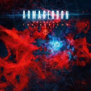 """Το τραγούδι των Armageddon """"Astral Adventure"""" από την επανηχογράφηση του album """"Crossing the Rubicon (Revisited)"""""""