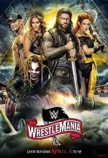 WWE WrestleMania 36 2020