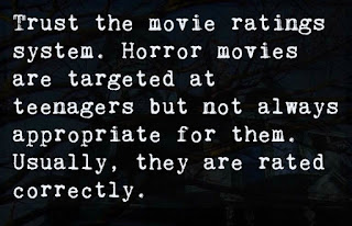 Tips for Scary Movies with Tweens