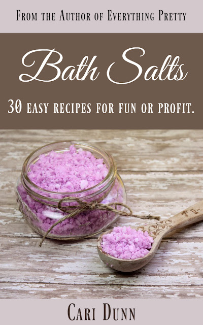 bath salts book