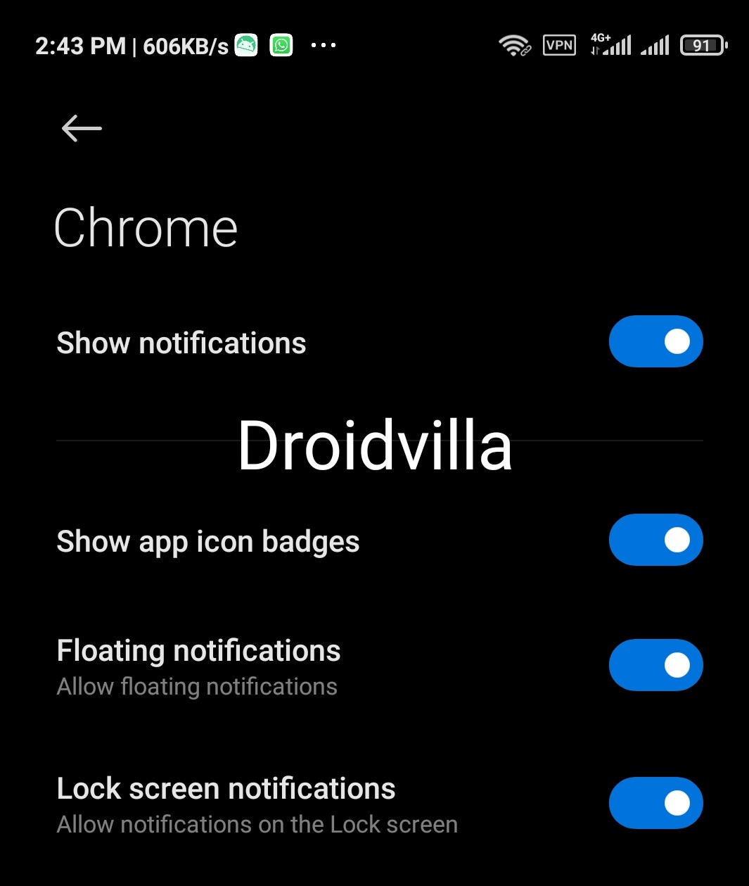 how-to-unsubscribe-from-annoying-website-notifications-on-chrome-browser-droidvilla-technology-solution-android-apk-phone-reviews-technology-updates-tipstricks