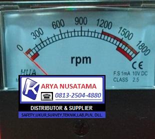 Jual Alat RPM Meter 0 - 1800 1mA-10VDC di Pekanbaru