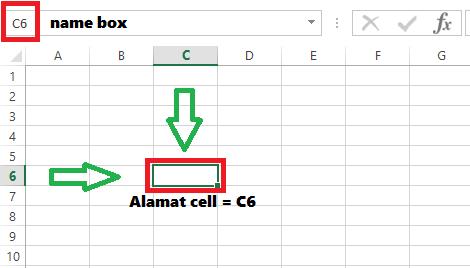 Memahami Pengertian Serta Penjelasan Workbook dan Worksheet Pada Excel