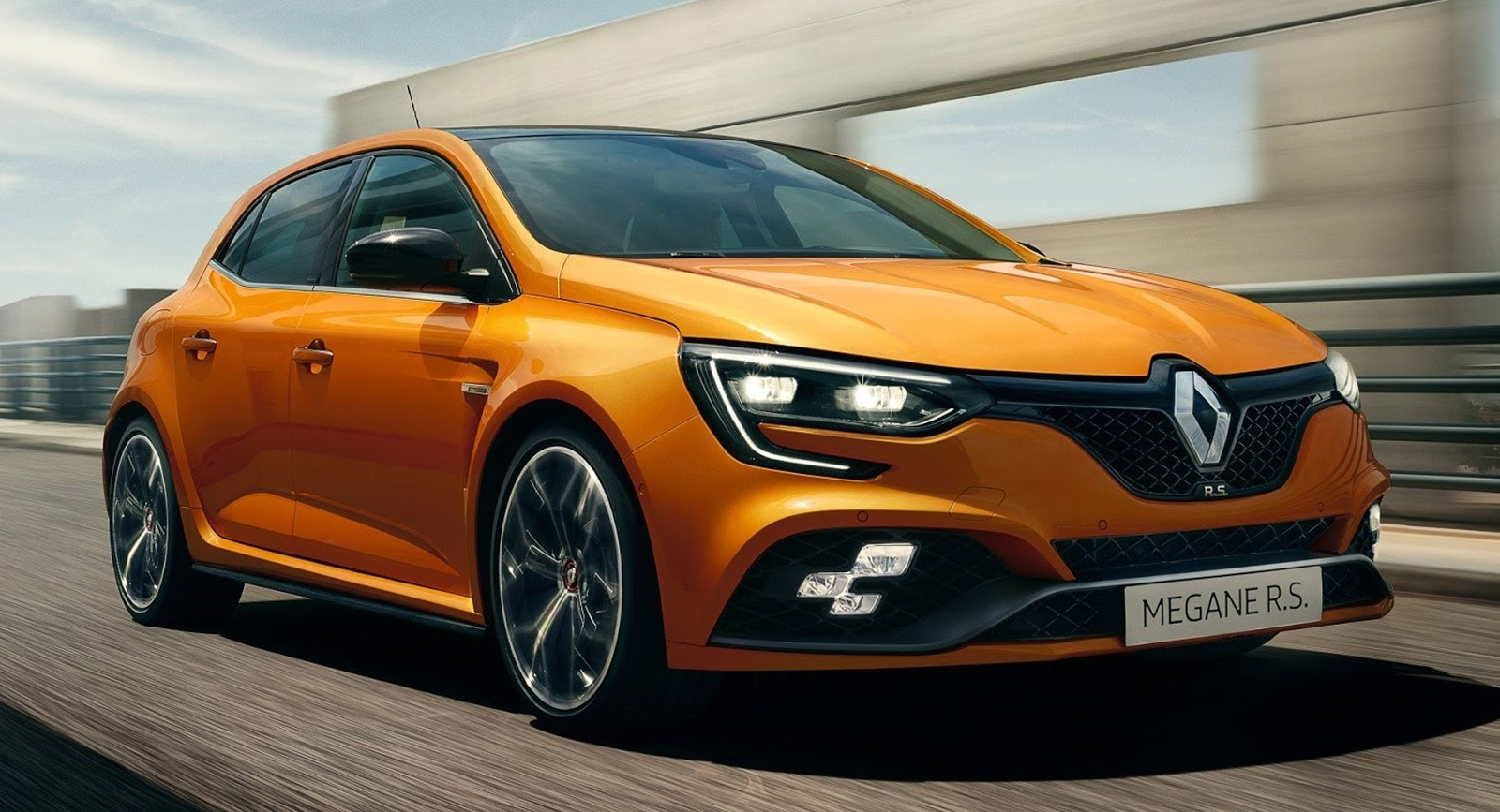 new renault megane rs delivers 5 8 sec 0 62 time from 37 600. Black Bedroom Furniture Sets. Home Design Ideas