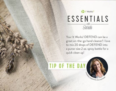 It Works Defend Essential Oil image