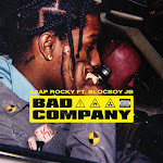 A$AP Rocky - Bad Company (feat. BlocBoy JB) - Single  Cover