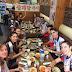 La selección nacional en el centro de alto rendimiento de Seúl preparándose para el Campeonato del Mundo de Muju