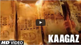 kaagaz-sonu-nigam-support-to-demonetization
