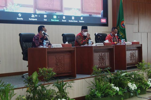 Murad Ismail Sebut 8 Perhatian OPD Maluku Dalam Menyusunan APBD.lelemuku.com.jpg
