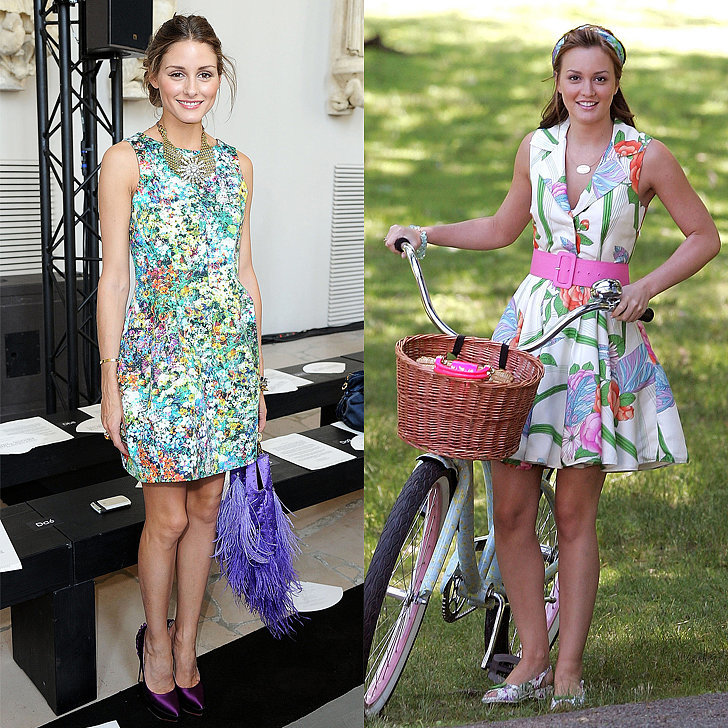 Image result for blair waldorf style