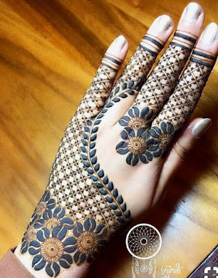75 Latest Arabic Mehndi Designs For Hands Henna Patterns For