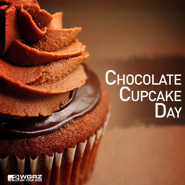 National Chocolate Cupcake Day Wishes Awesome Images, Pictures, Photos, Wallpapers