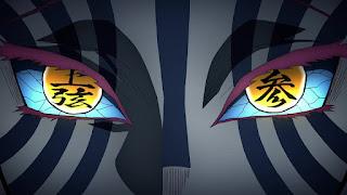 鬼滅の刃アニメ 劇場版 無限列車編 | 上弦の参 猗窩座 AKAZA CV.石田彰 | Demon Slayer Mugen Train