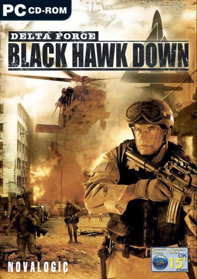 تحميل لعبة  النسخة Delta Force Black Hawk Down الكاملة للكمبيوتر مجاناً