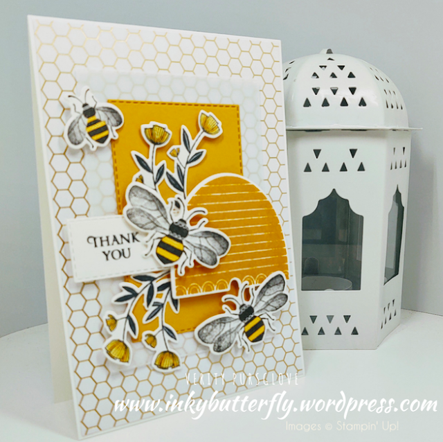 Nigezza Creates with Stampin' Up! & friends The Project Share 19th March