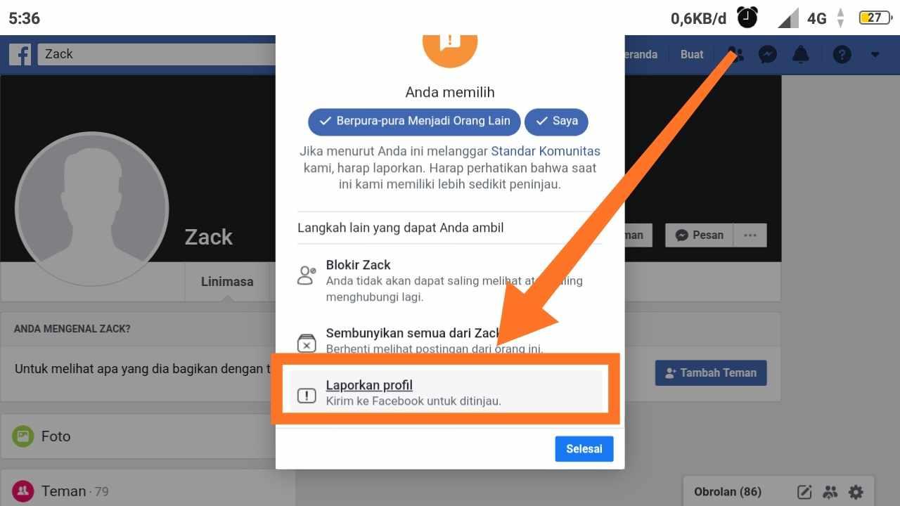 Cara MENGEMBALIKAN akun fb yang dibajak dengan aplikasi