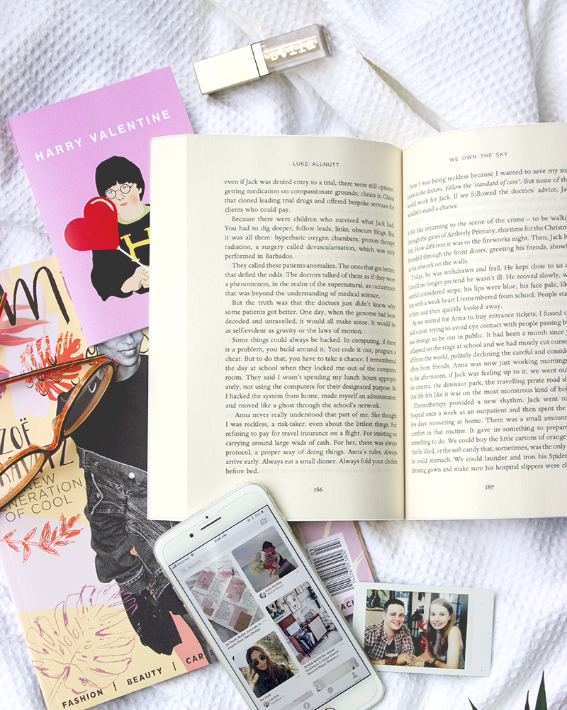 tips and tricks to find the perfect inspiration while blogging iphone miss FQ instax stila