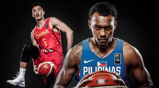 List Replay Videos Gilas Pilipinas vs China FIBA Asia Cup 2017