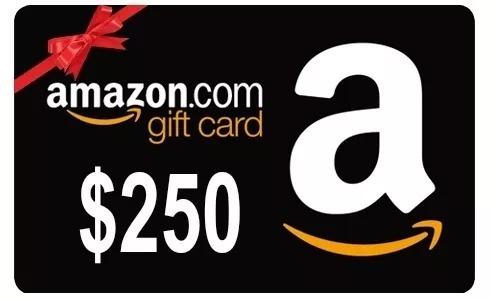 Sorteio: Ganhe até $ 250 dólares da Amazon