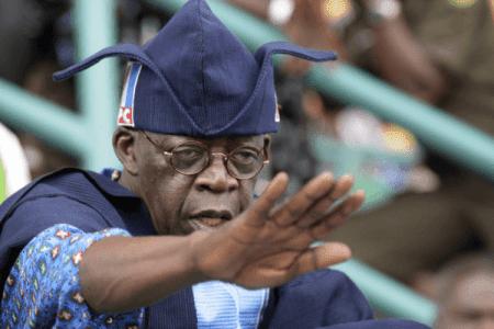 "JAGABAN - ""Tinubu Congratulates Akeredolu On Appeal Court Victory"""