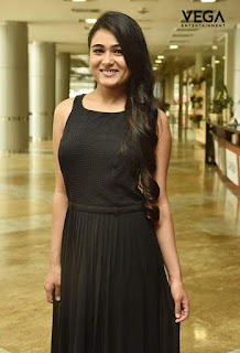Shalini pandey Black Dress Stills 1